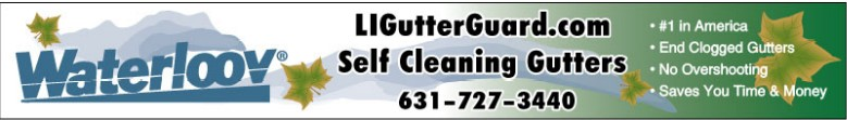 The best gutter cover on Long Island 631-727-3440