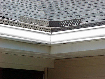 Rain Water Roof Deflectors 63